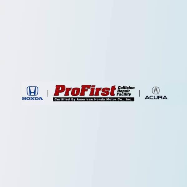 ProFirst Certified Honda Repair Shop